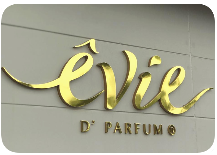 Logo Êvie